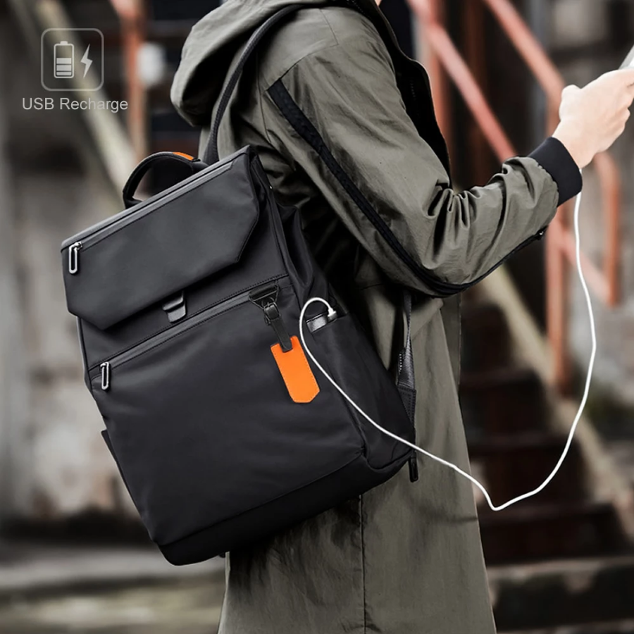 Product featured backpack